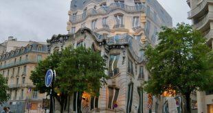 11 ساختمان که با چشم شما بازی می کنند