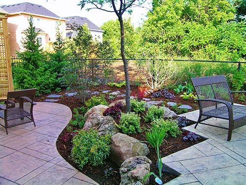 طراحی فضای سبز یا طراحی منظر
